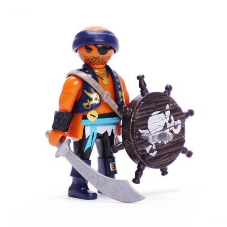 프렌즈 해적과 방패(9075)