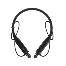 [비밀쿠폰]브리츠 넥밴드형 블루투스 이어폰[블랙][BE-N4500]