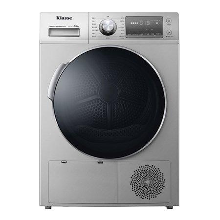 히트펌프 건조기 DWR-10MCLCH [10KG/라이트실버/4단계건조/쾌속건조/예약설정]