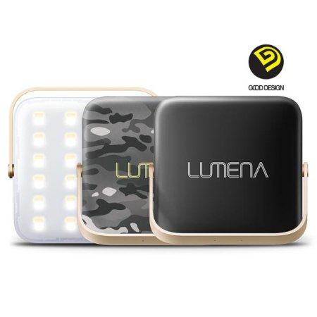 N9-LUMENA 캠핑용 LED랜턴-카코카키