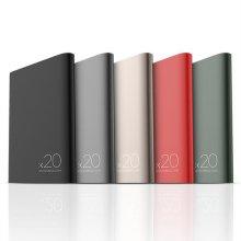N9-X20 보조배터리-골드