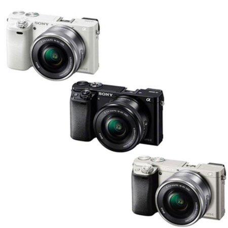 알파 A6000L 미러리스 카메라[본체+16-50mm]