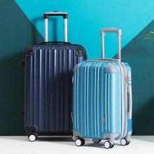 브라이튼 브이 24형 (ABS) 하드 여행가방 미드나잇블루