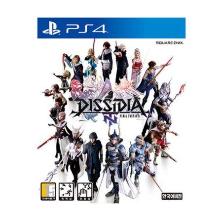 PS4 디시디아파이널판타지NT [ 한국어자막 / 파티 대전형 액션 ]