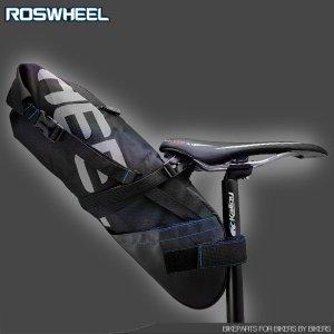 [ROSWHEEL] R414 대용량 여행용 안장가방(8리터)