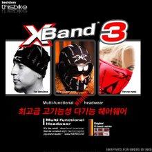 [NAROO] 나루 X-Band 3 멀티 마스크 그레이