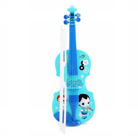 뚱 바이올린 - 블루