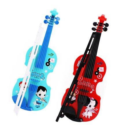 뚱 바이올린 (레드 / 블루)