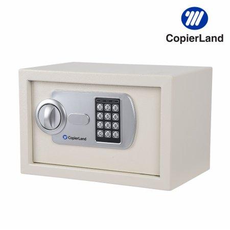 가정용 금고 ProSafe CES20 화이트 l 비밀번호 l 비상키 l 12.4리터