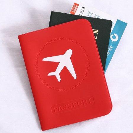 Hickies Passport Case 여행용품 블루