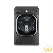 드럼세탁기 F21BFW[21KG / 6모션 / 트루스팀 / 3방향터보샷 / 인버터DD모터 / 스마트씽큐 / 블랙스테인리스]