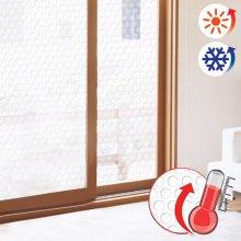 창문용단열시트(90*200Cm)15매