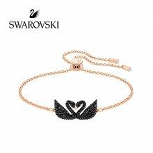 스와로브스키 팔찌 Iconic Swan 5344132