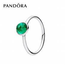 [판도라] 반지 탄생석 (5월) Birthstone Ring 191012NRG 50