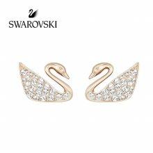 스와로브스키 귀걸이 Swan Mini 5144289