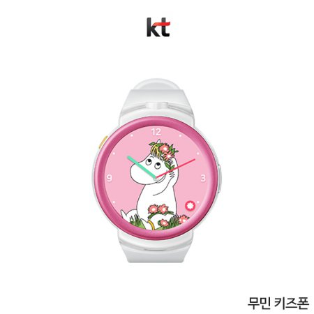 [KT]무민 키즈폰[핑크][KM-W300K]