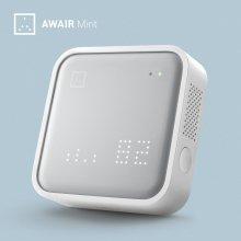 [LPOINT5천점]미세먼지 공기 측정기 어웨어 민트 Awair Mint