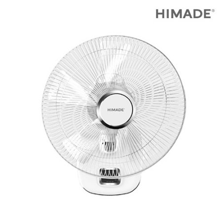 리모컨 벽걸이형 선풍기 HM-350 [40cm / 5엽날개]