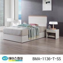 BMA 1136-T HT-L등급/SS(슈퍼싱글사이즈) _화이트