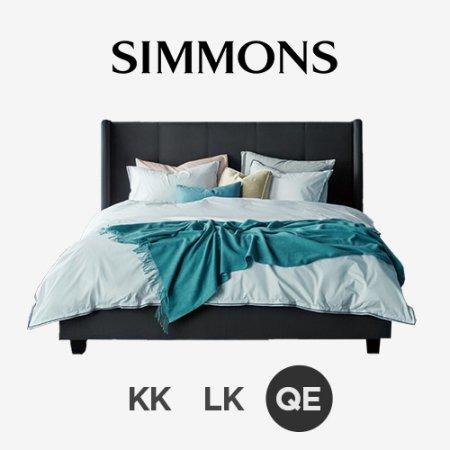라비에 A 슬레이트. N32 새터데이. 퀸 침대