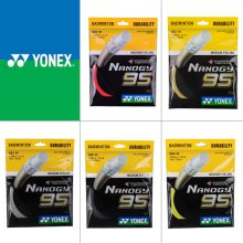 NBG-95/NANOGY/배드민턴거트/스트링/줄 NBG-95CG(코스믹골드_528)