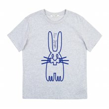 [피터젠슨] 아동 공용 피터 로고 티셔츠 POM12TR66M_MY MY:S