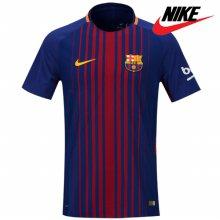 나이키 티셔츠 /7- 847190-457/ 바르셀로나 17-18 베이퍼 매치 홈 저지 SS 남성용 축구유니폼