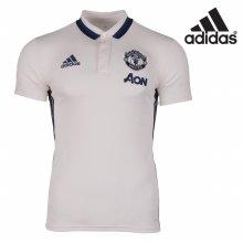 아디다스 남성 MUFC TRG POLO 맨유 클라이마라이트 카라 티셔츠-AP1015