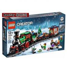 [L.POINT 5천점] 레고 10254 홀리데이 기차