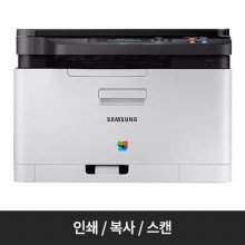[단순변심 반품상품] 컬러 레이저복합기 SL-C486W