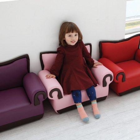 코코 1인 유아소파 핑크