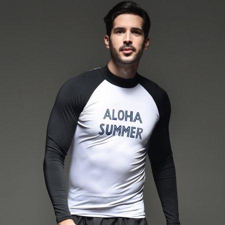 ALOHA 래쉬가드 XL 남성