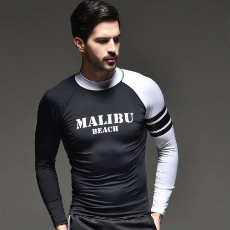 MALIBU 테이프 래쉬가드 XL 남성