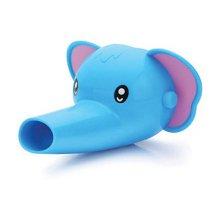 수도꼭지 코끼리 블루