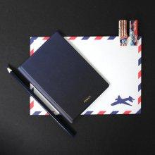 페니체 미드나잇 에디션 여권케이스S 레드