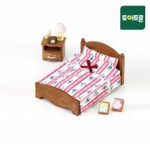 [실바니안공식] 5019-세미 더블 침대(2934)