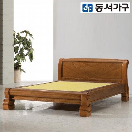 다솜 황토 퀸 흙침대(흙판보료) DF909081 _브라운
