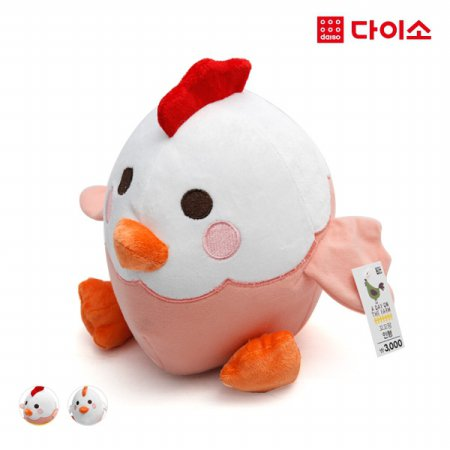 33346_[다이소]S꼬꼬팜닭인형3000-1001603