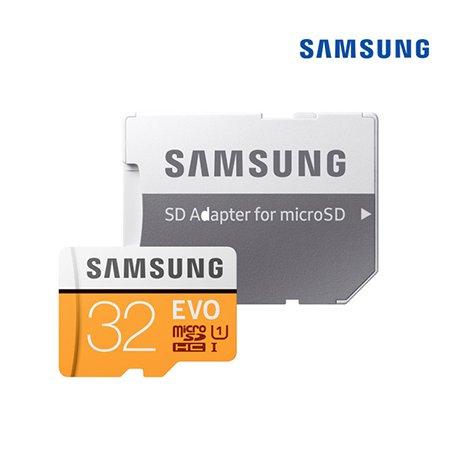 [삼성정품] MICROSDHC EVO CLASS10 UHS-I 32GB