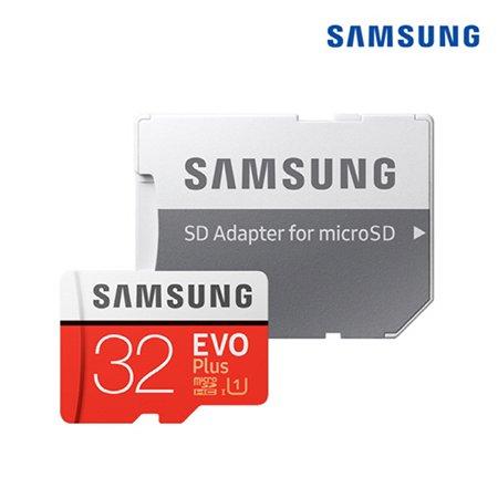 [삼성정품] MICROSDHC EVO PLUS U1 32GB