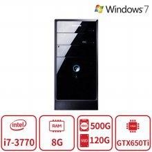 3세대 코어i7 게이밍 데스크탑 T2A시리즈 듀얼스토리지 [8G/SSD120G+HDD500G/GTX650Ti] 리퍼