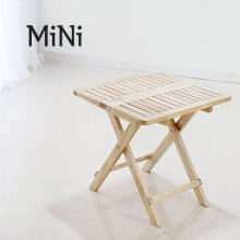 원목 접이식 카페(폴딩)테이블 MIni