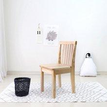 원목 심플 키즈 의자
