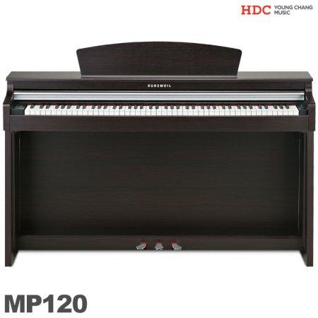 [견적가능] 디지털피아노 MP120 (로즈우드)