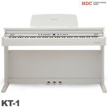 [L.POINT 1만점+설치비 3.5만원] 영창 디지털피아노 KT-1/ KT1(화이트)전자피아노