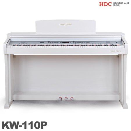 [견적가능] 영창 전자 디지털피아노 KW-110P / KW110P 화이트