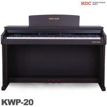 [견적가능] 영창 디지털피아노 KWP-20 (로즈우드)전자피아노