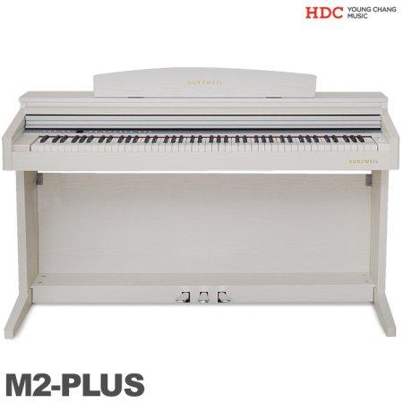 [견적가능] 영창 커즈와일 전자 디지털피아노 M2-PLUS 256동시발음 (화이트)