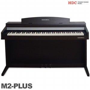 [혜택가 69.4만/착불 설치비 3.5만] 디지털피아노 M2 PLUS/ M2-PLUS
