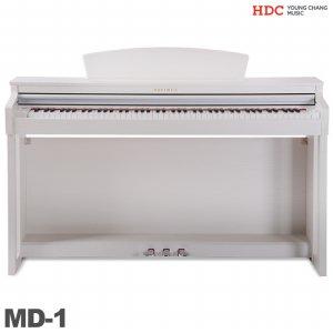 [혜택가 674,910원][L.POINT 2만점] 디지털피아노 MD-1/MD1 (화이트/로즈우드)